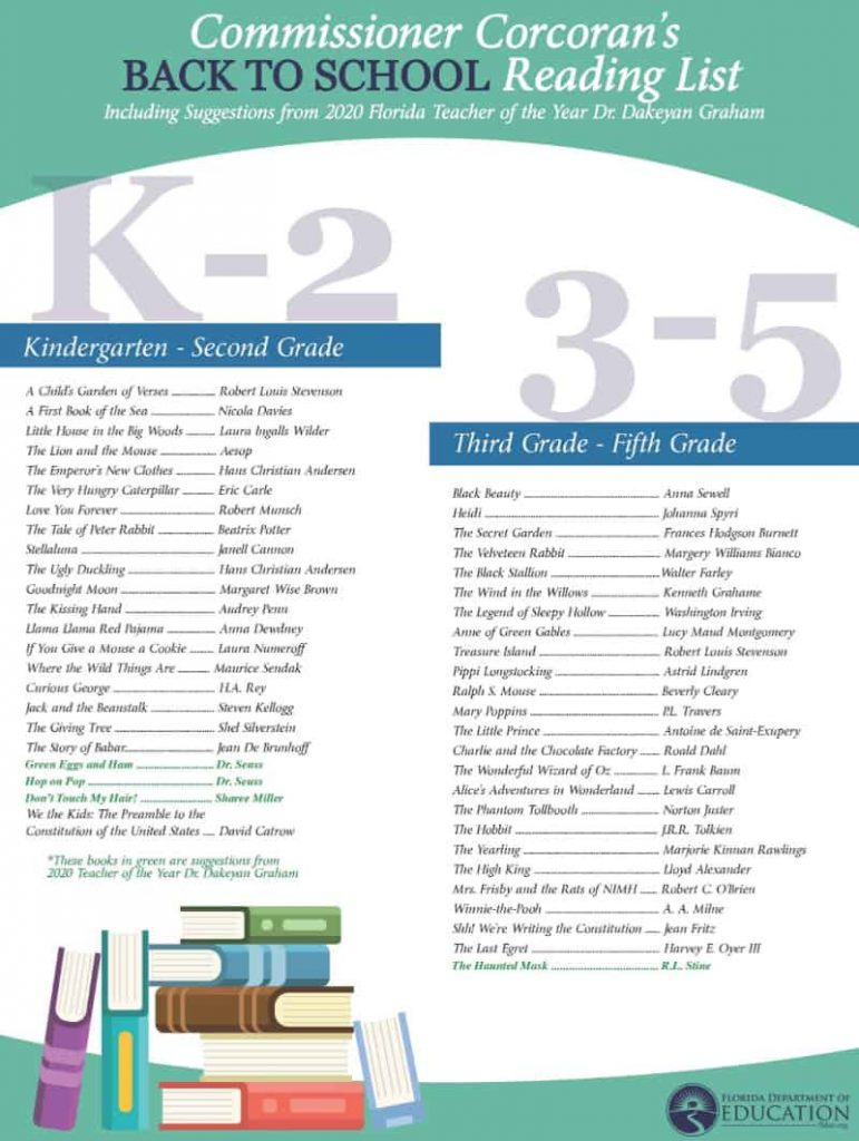 florida-department-of-education-back-to-school-reading-list-2019