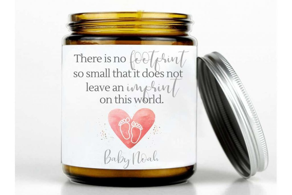 candle-to-help-support-somone-after-miscarriage