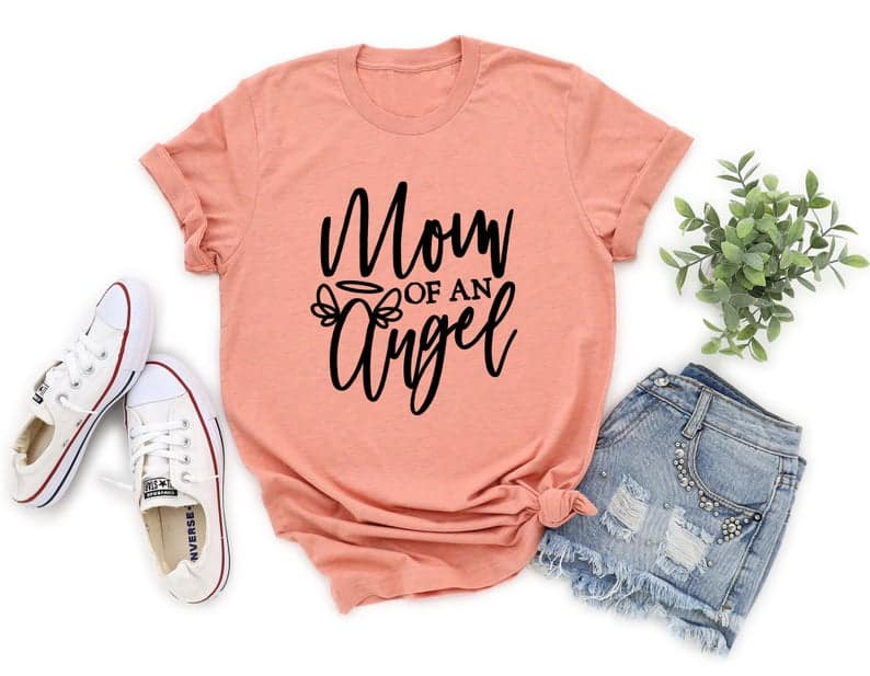 mom-of-an-angel-tee-shirt-from-etsy