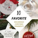 Pinterest-pin-for-our-10-favorite-miscarriage-christmas-ornaments-with-a-collage-of-4-ornaments