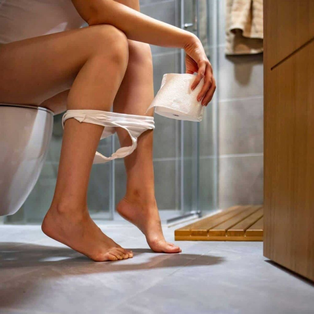 Postpartum poop header