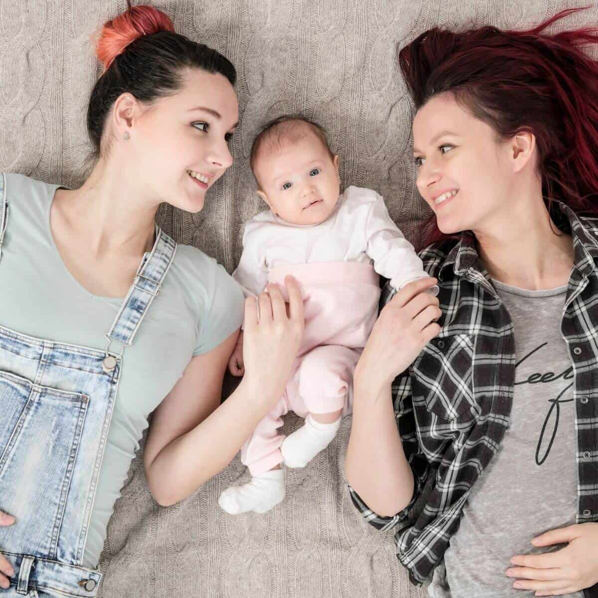 At home insemination lesbian couple