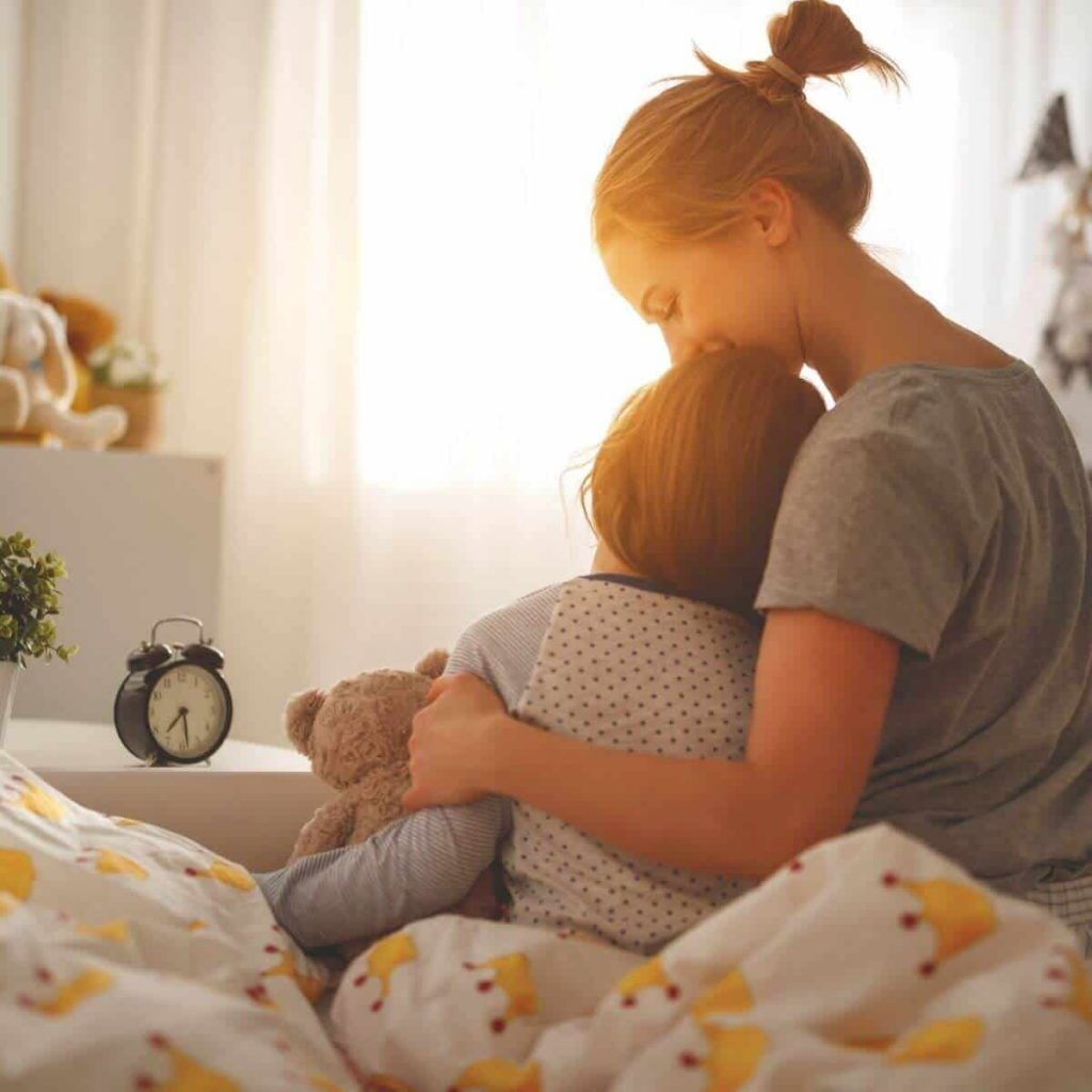 emotional development in toddlers mom and kid