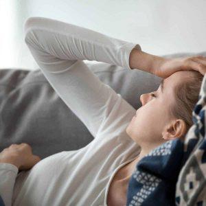 weird pregnancy symptoms header