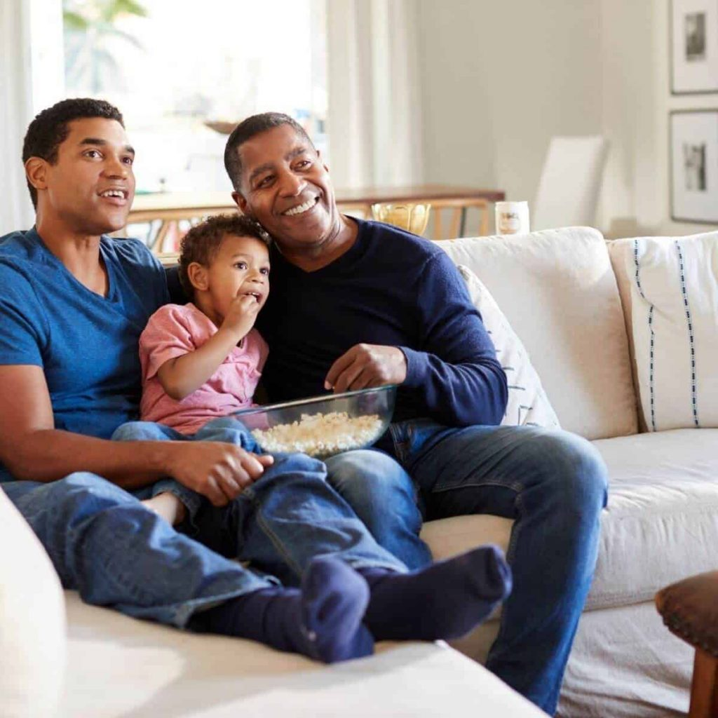 movies for toddlers dads and kid