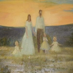 Shawn Family Portrait