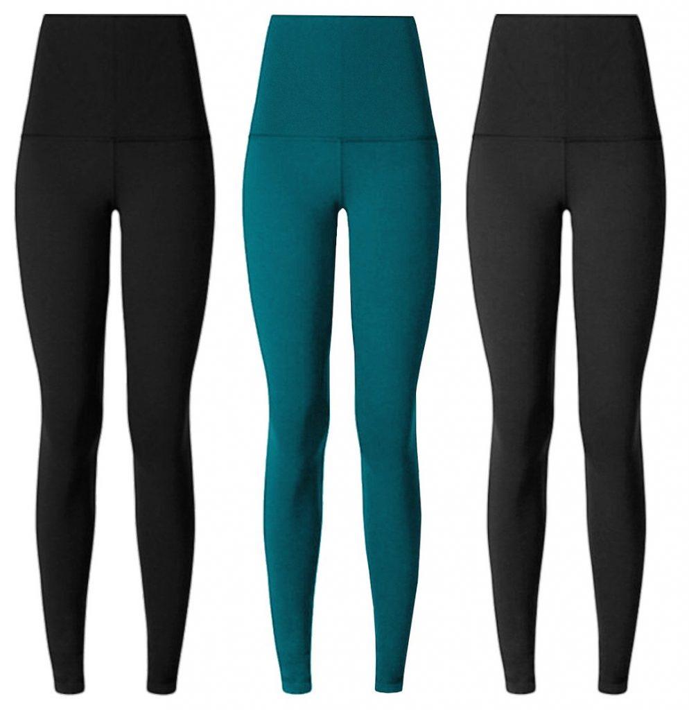 3 pairs of postpartum leggings by BaoBei